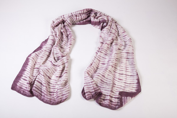 4 Hearts Silk Scarf