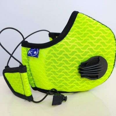 Anti-pollution masks 3D Air Mesh