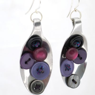 Khmer Creation: Spoon Earrings